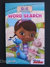 Bendon Doc Mcstuffins Coloring/Activity Book