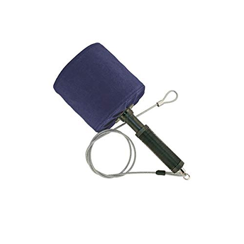 Suzo Happ Soft Redemption Arcade Mallet Hammer With Blue Cloth Cover 48