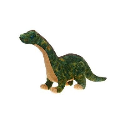 Large Brachiosaurus Dinosaur With Sound Plush Stuffed Animal Toy By Fiesta Toys - 48