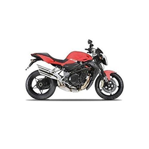 2012 Mv Agusta Brutale 1090 R Red 1/12 Motorcycle By Maisto 11096