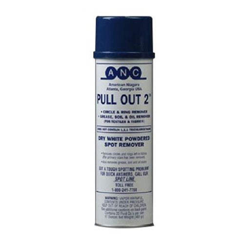 Anc Pull Out 2 Dry White Powdered Aerosol Stain Spot Remover 20 Fl Oz. Can