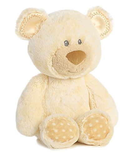 Aurora World Huggie Plush, Beige, Baby Bear