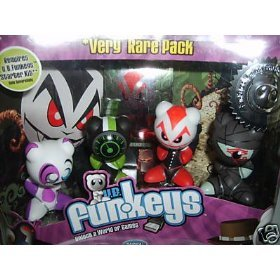 Very Rare Pack Numbered Limited Edition U.B. Funkeys Dream State Figure Set