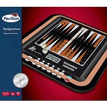 Pavilion Games - Electric Backgammon Game