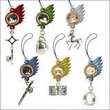 Takara Tomy Attack On Titan Silver Charm Collection With Special Item ~2.5  - Annie Leonhart & Ring