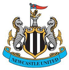 Two Inch Round(12 Included) Newcastle United Logo Edible Image Cupcake Topper