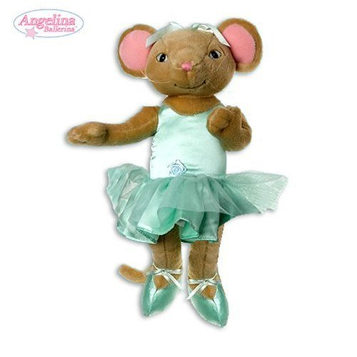 Angelina Ballerina Alice 9 Learn To Dance Poseable Doll