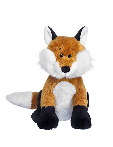 Ganz 7 Sitting Fox Plush