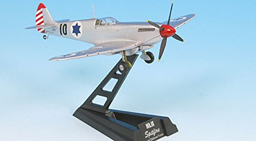 Witty Wings Sky Guardians Supermarine Spitfire Mk Iv Israeli Df Blk 1:72 Scale Diecast Wwii
