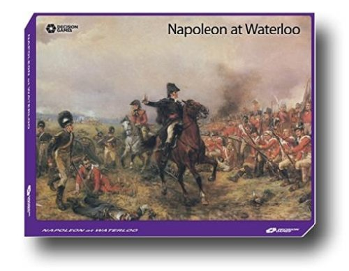 Napoleon At Waterloo Sw (Mint/New) By Decision Games
