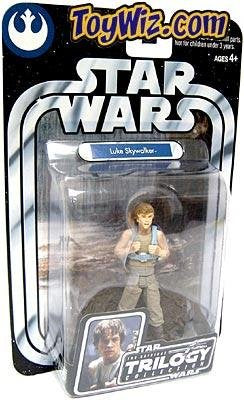 Star Wars Original Trilogy Collection #01 Dagobah Luke Skywalker (Upright Version) Action Figure