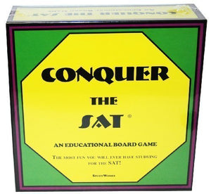 Conquer The Sat  ~ An Educational Board Game