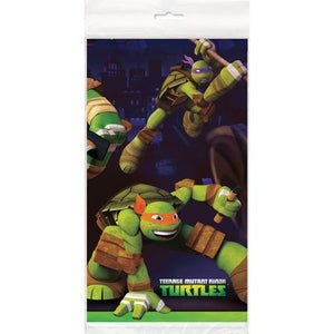 Turtles Tablecover - Birthday & Theme Party Supplies - 1 Per Pack