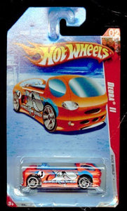 Hot Wheels 2010-178/240 Race World Beach 02/04 Deora Ii 1:64 Scale
