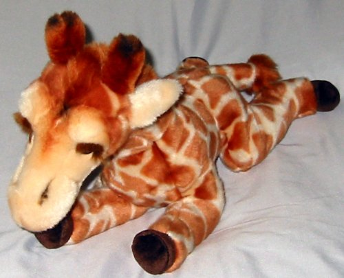 Special Limited Edition Toys R Us Geoffrey Lying Down Plush 17