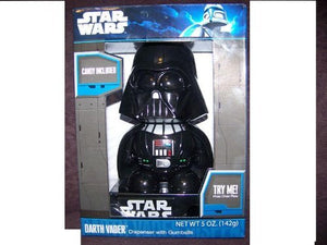 Darth Vader Dispenser With Gumballs. Lights And Sounds!