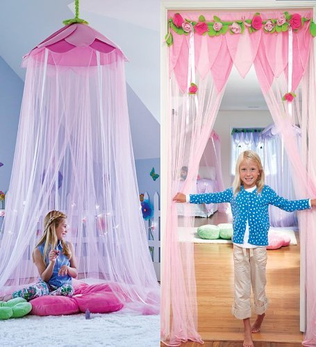 Secret Garden Hideaway And Entrance Special, In Pink