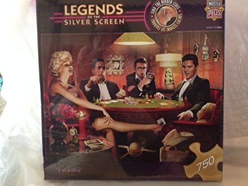Legends Of The Silver Screen Legendary Crossroads 750 Piece Puzzle