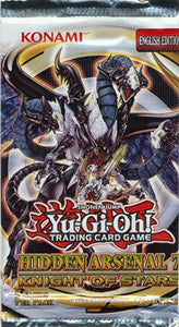 Yugioh Hidden Arsenal 7 Unlimited Edition Booster Pack