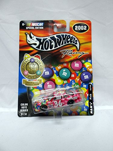 2002 Hot Wheels Racing Global Color Vote