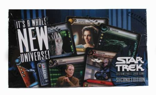 Star Trek Ccg: 2Nd Edition Combo Box