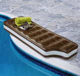 Yhsatpow Giant Ice Cream Sandwich Inflatable Pool Float