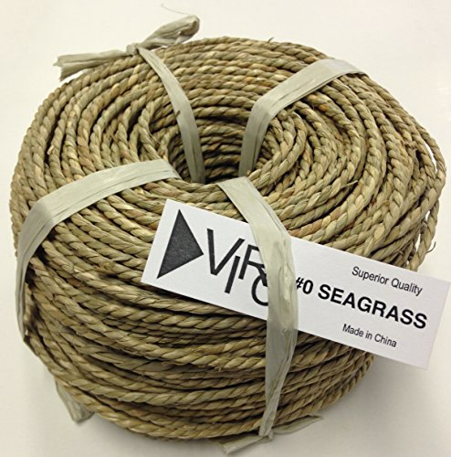#0 Twisted Seagrass 2.25Mm-2.75Mm 1Lb Coil