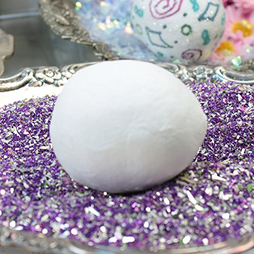 Meyer Imports Spun Cotton Eggs - 2  - Set Of 10 - 6-100-2500 Decorated, Mounted, Painted And Glittered!