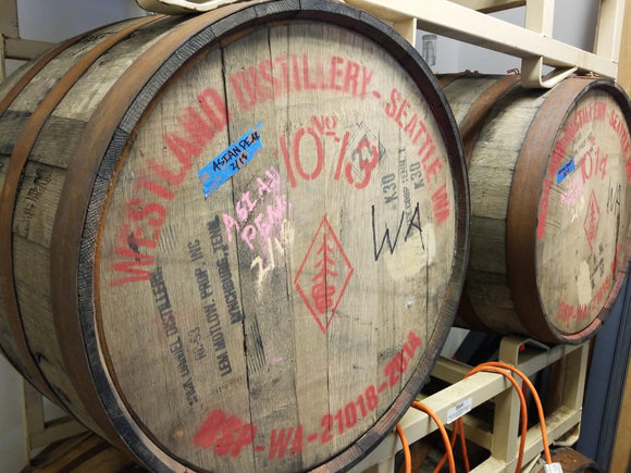 Barrel Aged Cider