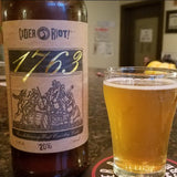 2016 Cider Riot 1763 West Country - 500 mL (6.9% ABV)