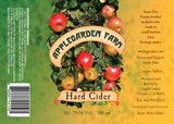 Applegarden Cider 500 mL (7% ABV) RICH TART TANNIC