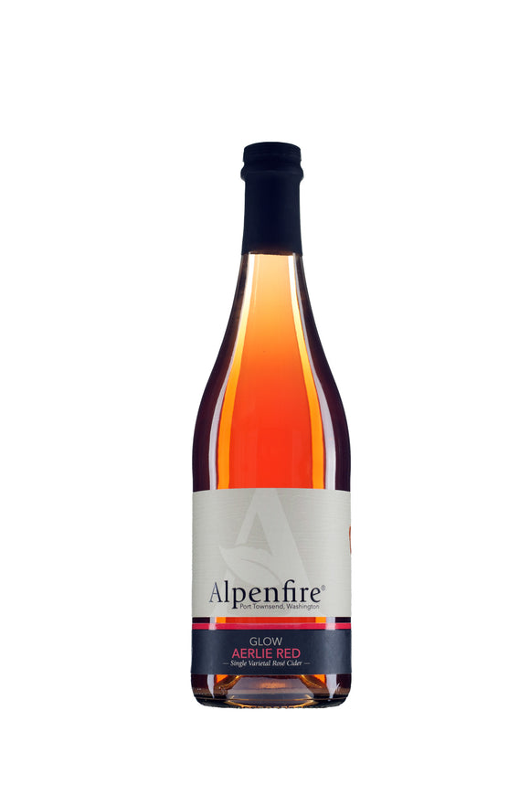Alpenfire Glow 750mL (8.2% ABV) PINK STRAWBERRY HAPPY