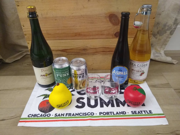Cider Summit - Festival Favorites Artisanal Imports Kit