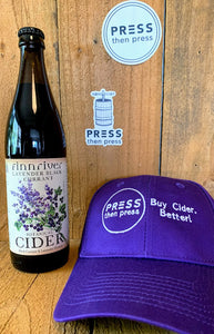 Finnriver Lavender Black Currant 500 mL (6.5% ABV) HALF THE BATTLE