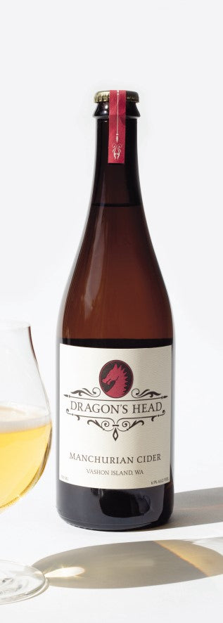 Dragon's Head Manchurian 750 mL (6.9% ABV) YUM TIDY SMOOTH