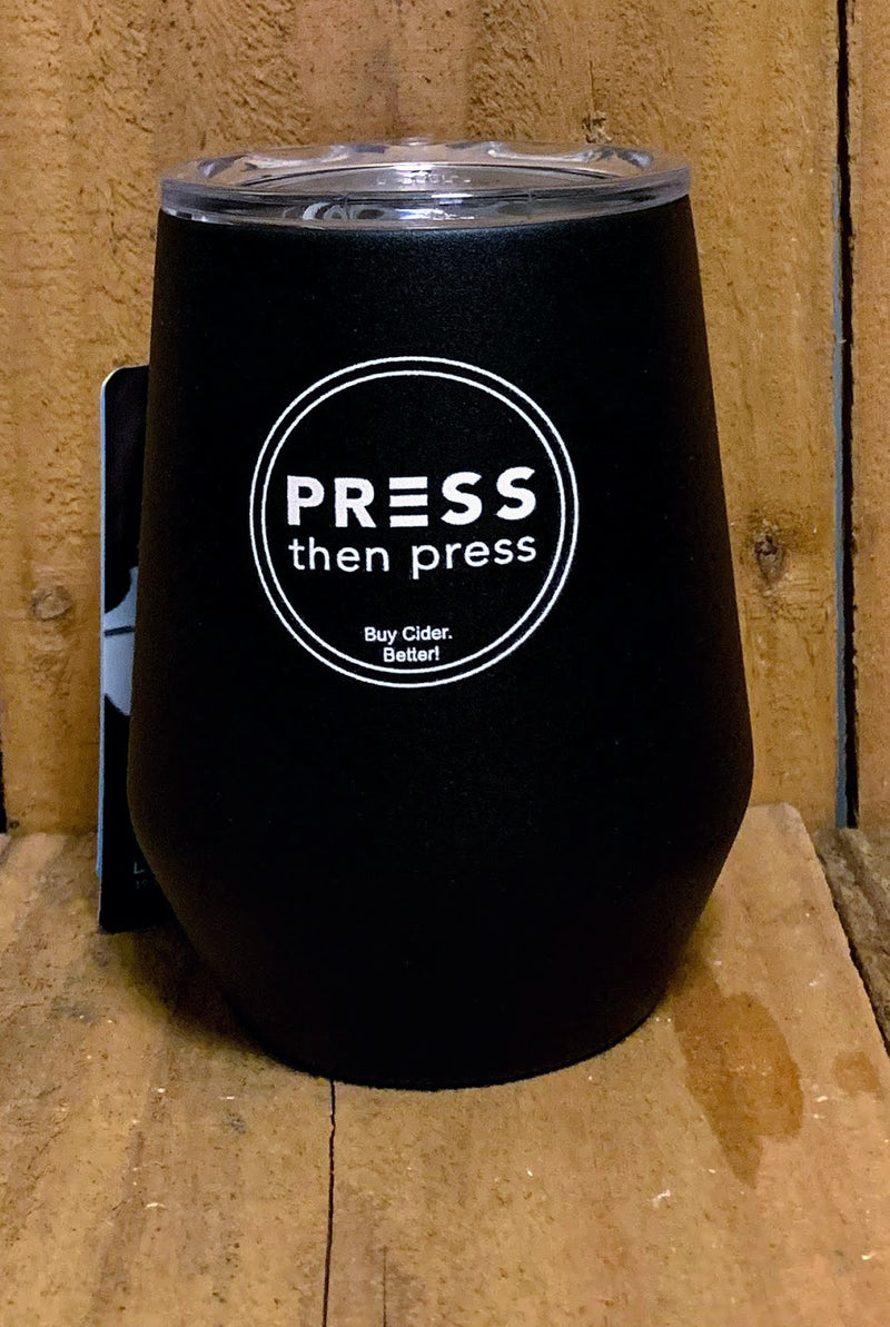 Press Then Press 10 oz/295 mL Cider Tumbler