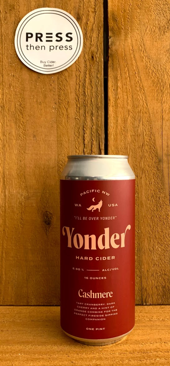 Yonder Cashmere 1 CAN 16 oz (6.9% ABV)