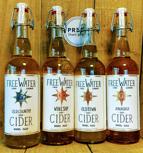 Freewater Cider - 4 pack!