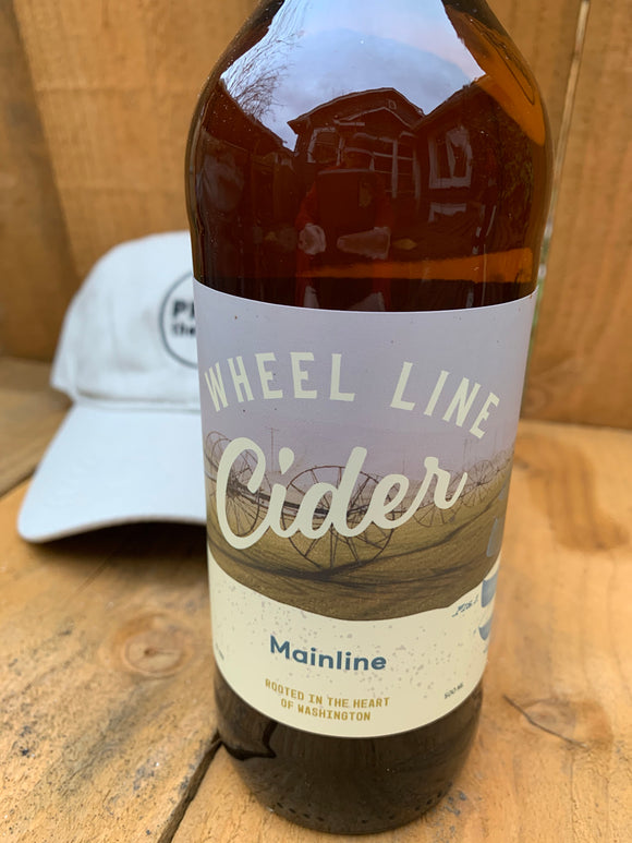 Wheel Line Mainline 500 mL (7% ABV) DRY CANDY SMOOTH