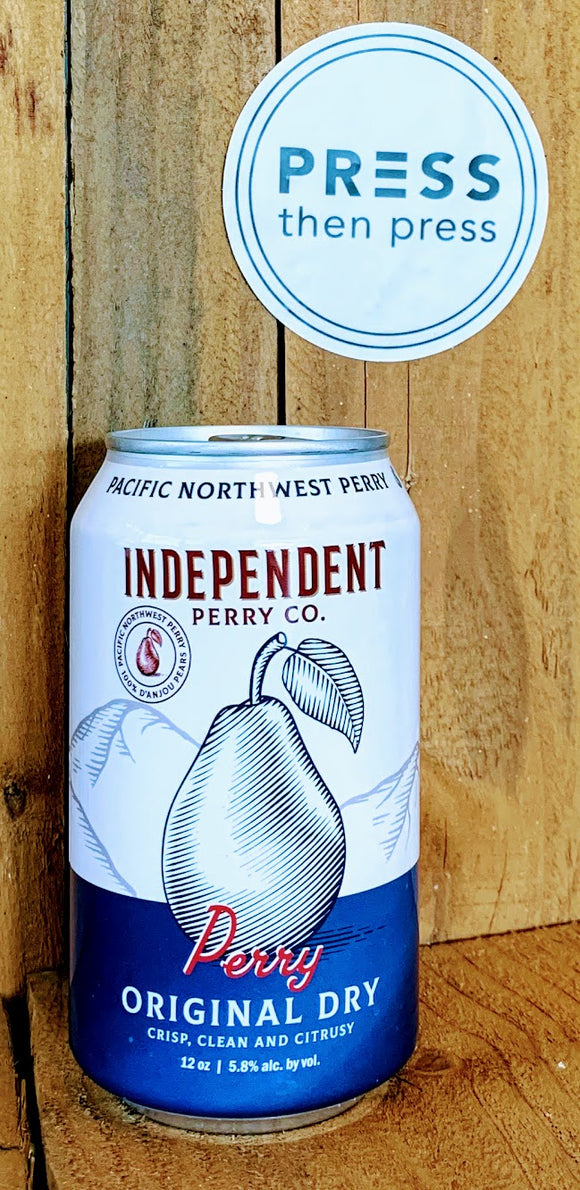 Independent Perry SNO GEM 1 CAN 355 mL (5.8% ABV) FLAGSHIP KISS SNOGEM