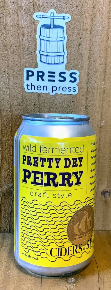 Pretty Dry Perry 1 CAN (12 oz) 5.5% ABV