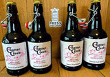 Chatter Creek Plum Spice 500 mL (6.9% ABV) GOOD TIMES NOT LONG TIMES