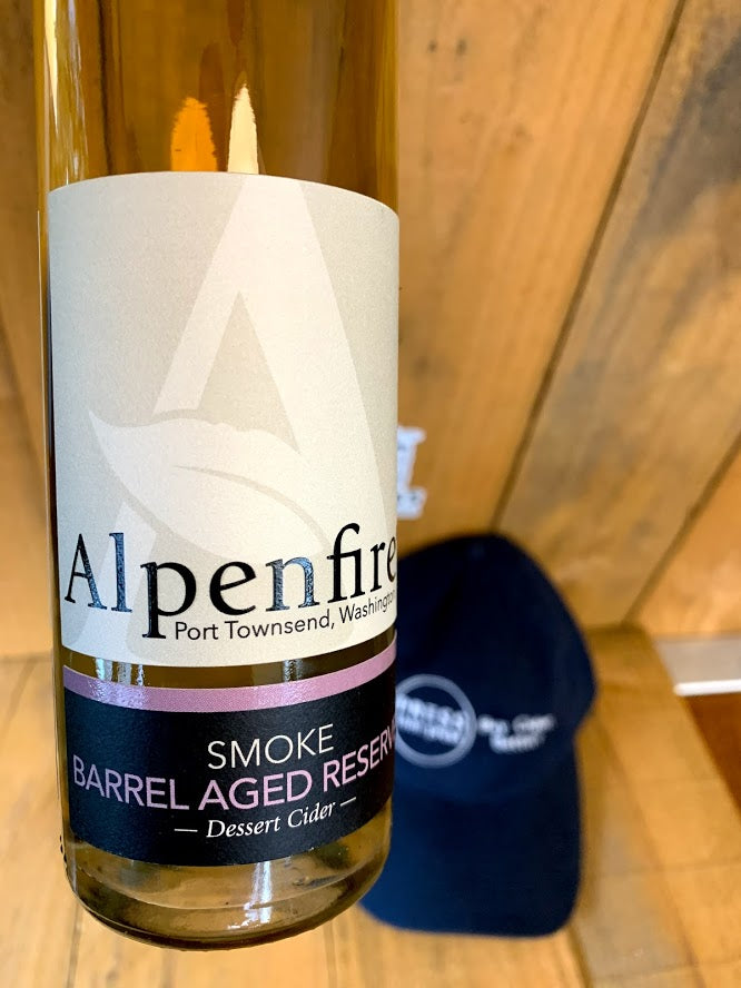 Alpenfire Smoke 375 mL (18% ABV) Batch 2018 BARREL AGED DESSERT