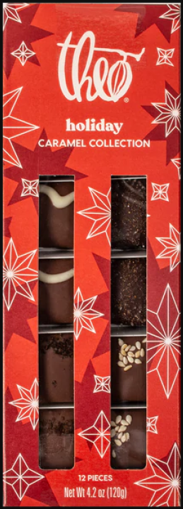 THEO Holiday Caramel Collection - ENJOY THE MEL