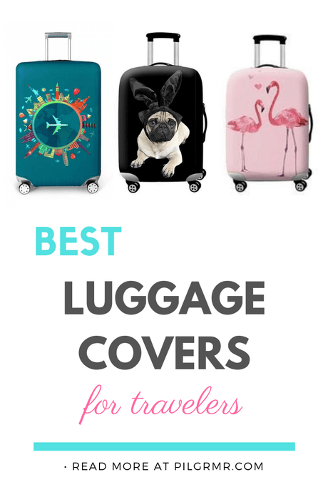 Best Luggage Covers For Travelers