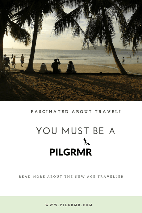 Why Pilgrmr? - The story behind the brand name