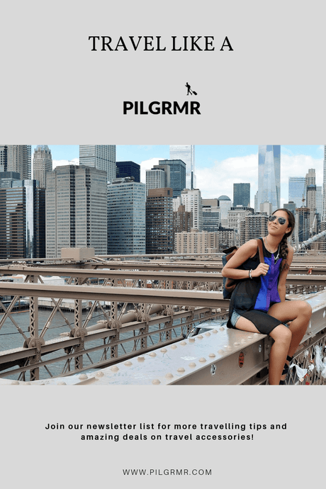 Travel like a Pilgrmr!