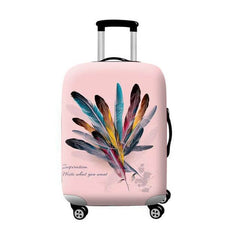 washable luggage cover