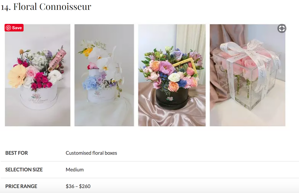 A feature on Flower Delivery Review!