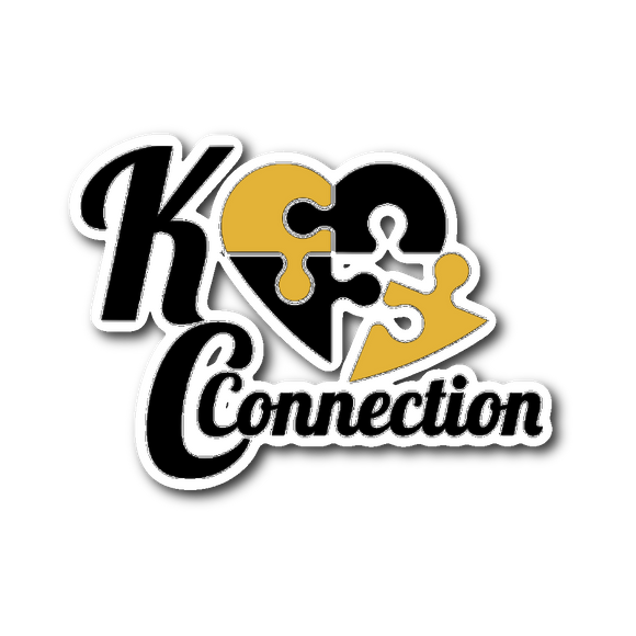 KC Connection Logo Sticker